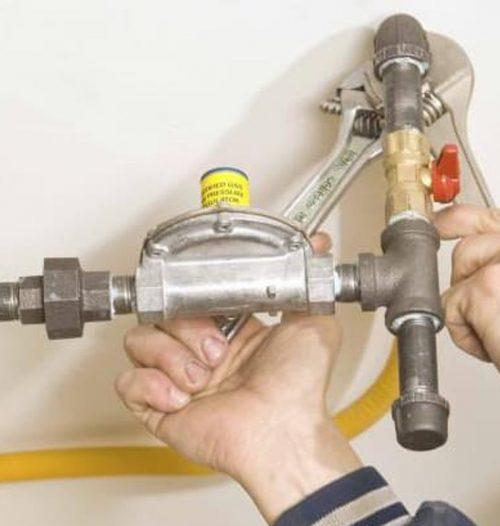 instalacja gazu lubin