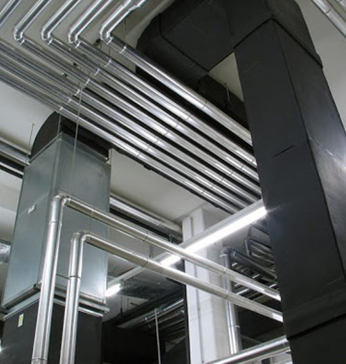 instalacja wentylacyjne lubin